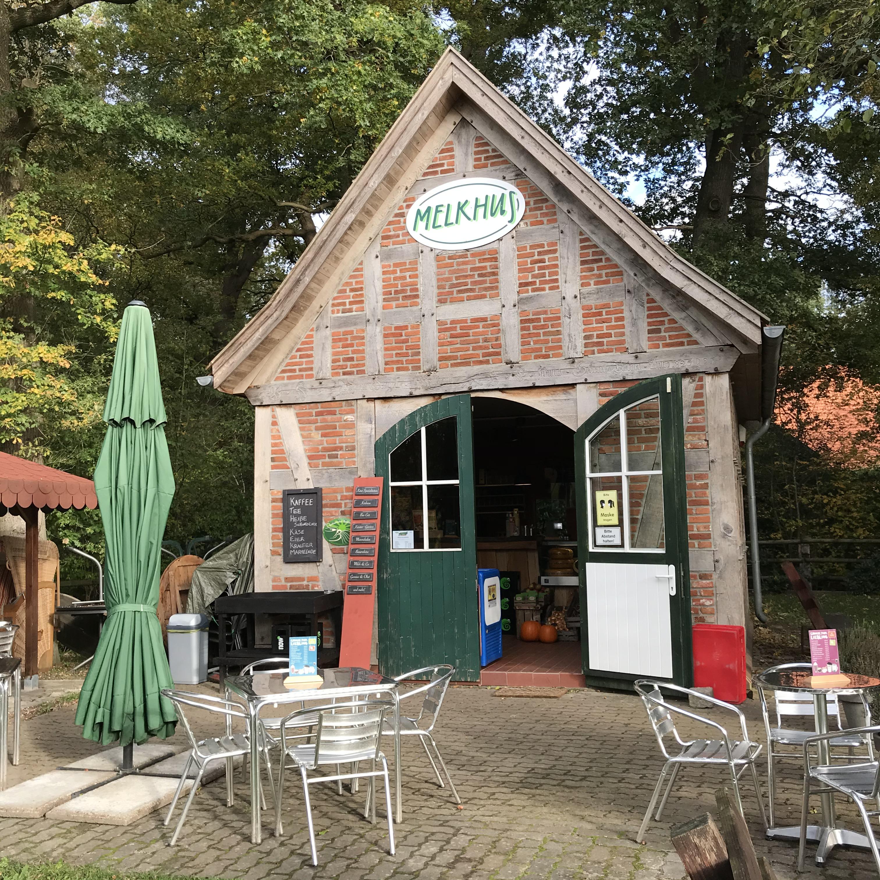 Melkhüs - Milchhäuser - Kulturland Teufelsmoor