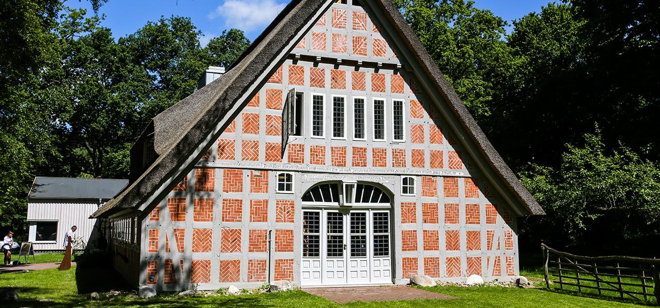 Haus im Schluh Kulturland Teufelsmoor